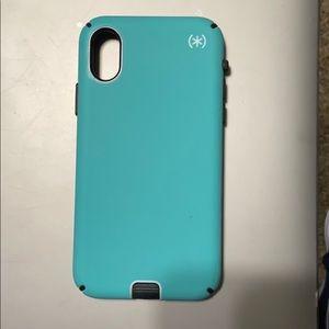 iPhone XS speck case